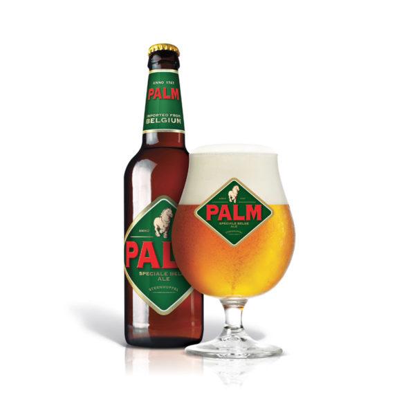 Palm - Amber Ale 330ml (11.2oz) Bottle 24pk Case