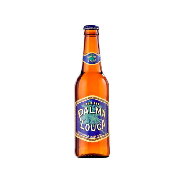 Palma Louca - Lager 12oz Bottle 24pk Case