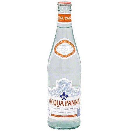 Acqua Panna - 16.9oz (500ml) Glass Bottle Case