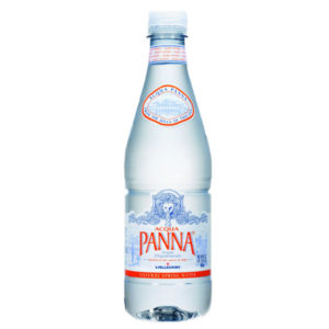 Acqua Panna - 16.9oz (500ml) Plastic Bottle Case
