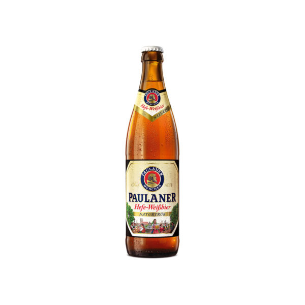 Paulaner - Hefe-Weizen 330ml (11.2oz) Bottle 24pk Case
