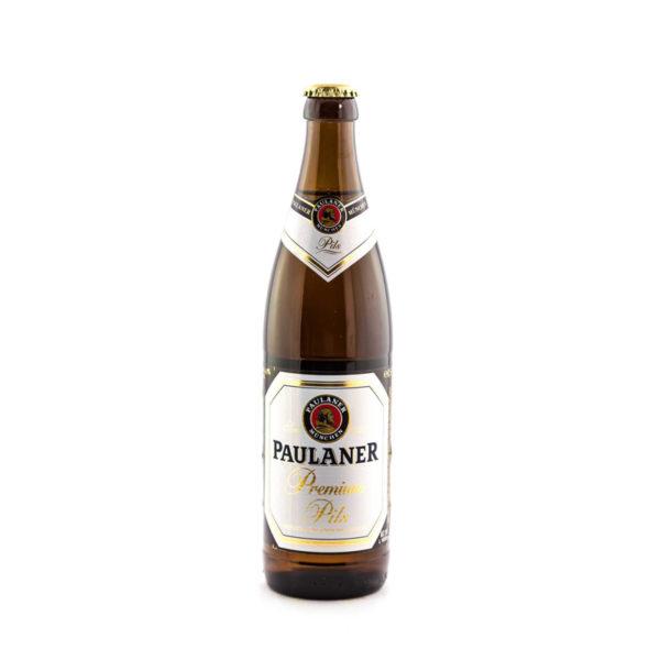 Paulaner - Premium Pilsner 330ml (11.2oz) Bottle 24pk Case