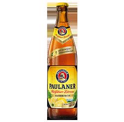 Paulaner - Paulaner Radler 12oz Btl Case - Non Alcoholic