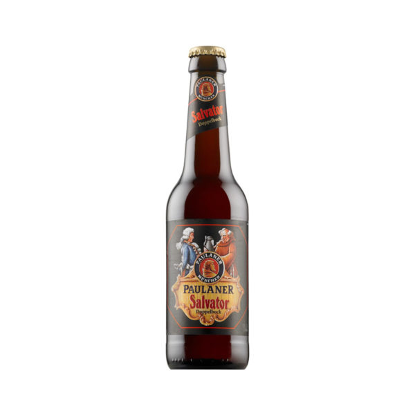 Paulaner - Salvator Double Bock 330ml (11.2oz) Bottle 24pk Case