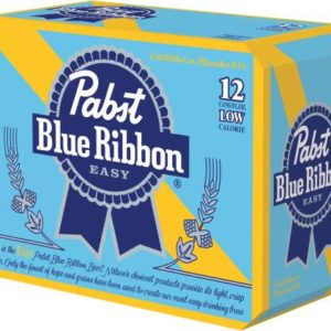 Pabst - Blue Ribbon Easy 12oz Can 24pk Case