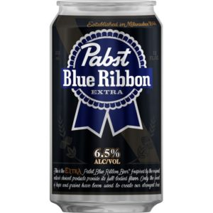 Pabst - Blue Ribbon Extra 12oz Can 24pk Case