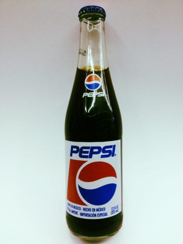 Pepsi - Mexican Pepsi 12oz Btl Case