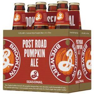 Brooklyn - Post Road Pumpkin 12oz Bottle 24pk Case
