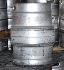 1/2 keg - Blue Moon Belgian White