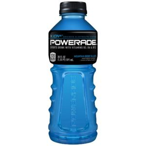 Powerade - Mountain Berry Blast 20oz Bottle Case