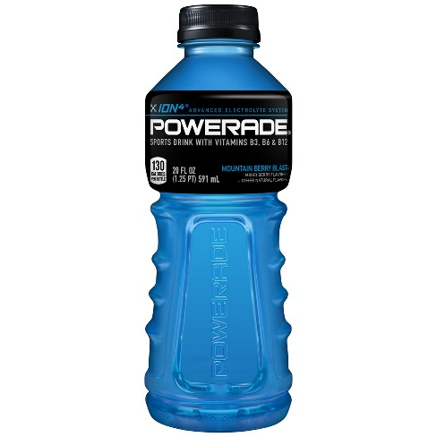 Powerade - Mountain Berry Blast 20oz Bottle Case
