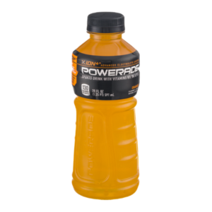 Powerade - Orange 20oz Bottle Case