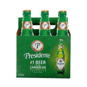 Presidente - Lager 12oz Bottle 24pk Case