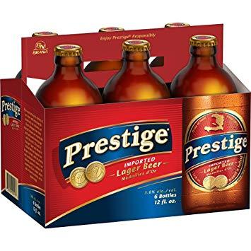 Prestige - Prestige Lager 12oz Bottle 24pk Case