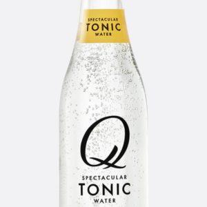 Q Drinks - Q Tonic Water 6.7oz Bottle Case