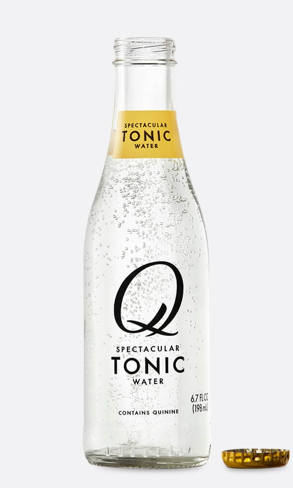 Q Drinks - Q Tonic Water 6.7oz Bottle Case