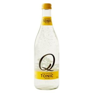 Q Drinks - Tonic Water 16oz Bottle Case