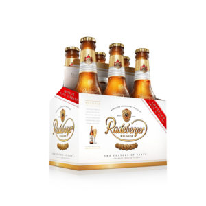 Radeberger - Pilsner 330ml (11.2oz) Bottle 24pk Case