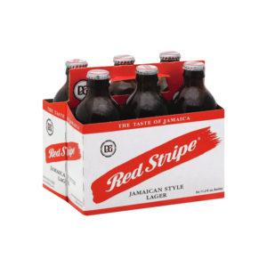 Red Stripe - Lager 12oz Bottle 24pk Case