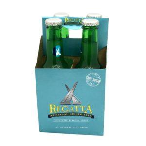 Regatta - Ginger Beer 8.5oz Bottle Case