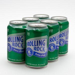 Rolling Rock - 12oz Can 24pk Case