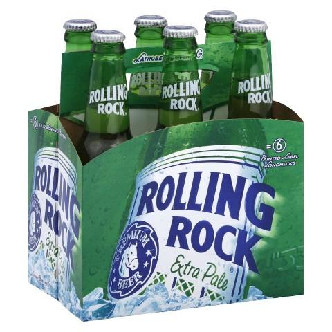 Rolling Rock - Original 12oz Bottle 24pk Case