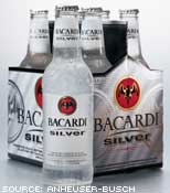 Bacardi - Bacardi Silver