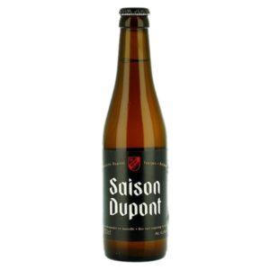 Saison Dupont - Farmhouse Ale 330ml (11.2oz) Bottle 24pk Case
