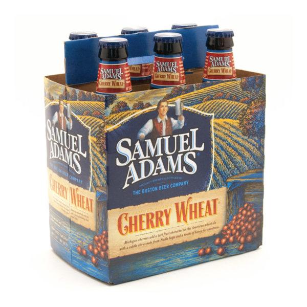 Samuel Adams - Cherry Wheat 12oz Bottle 24pk Case