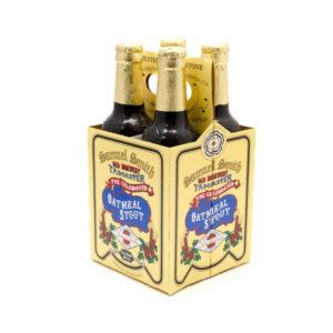 Samuel Smith - Oatmeal Stout 12oz Bottle 24pk Case