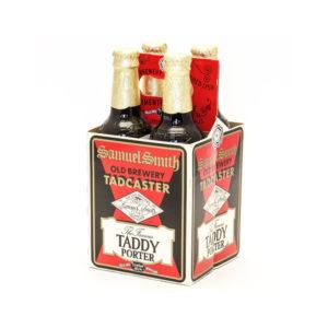 Samuel Smith - Taddy Porter 12oz Bottle 24pk Case