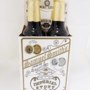 Samuel Smith - Imperial Stout 12oz Bottle 24pk Case