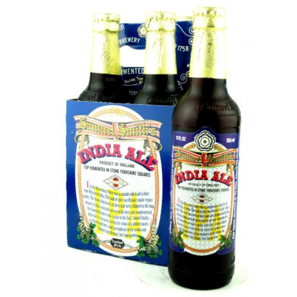Samuel Smith - IPA 12oz Bottle 24pk Case