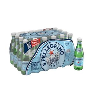 San Pellegrino - 500ml (16.9oz) Plastic Bottle Case - 24 Pack
