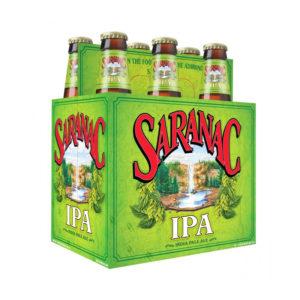 Saranac - India Pale Ale 12oz Bottle 24pk Case