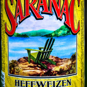 Saranac - Hefeweizen 12oz Bottle 24pk Case