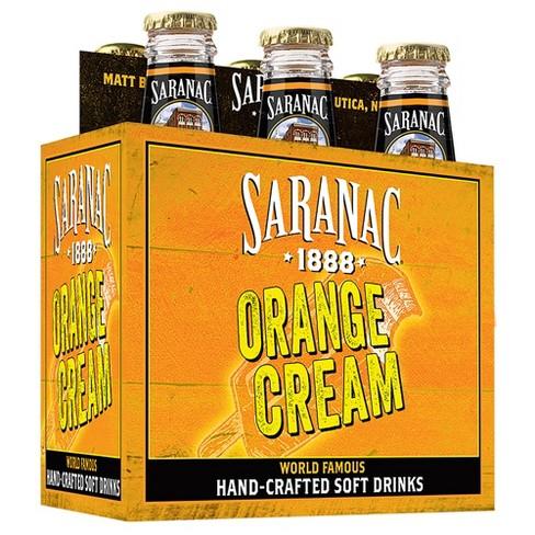 Saranac - Orange Cream 12oz Bottle Case