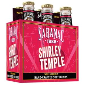 Saranac - Shirley Temple 12oz Bottle Case