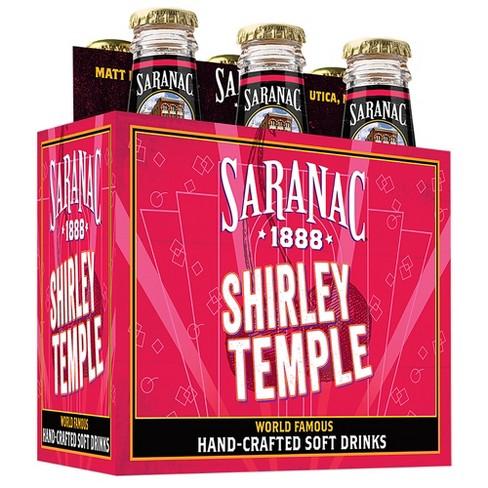 Saranac - Shirley Temple 12oz Bottle Case