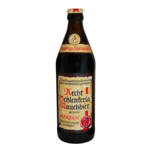 Aecht Schlenkerla Rauchbier - Smoked Maerzen 500ml (16.9oz) Bottle 24pk Case