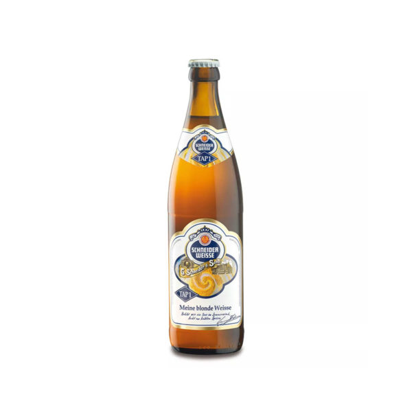 Schneider - Weisse 500ml (16.9oz) Bottle 24pk Case