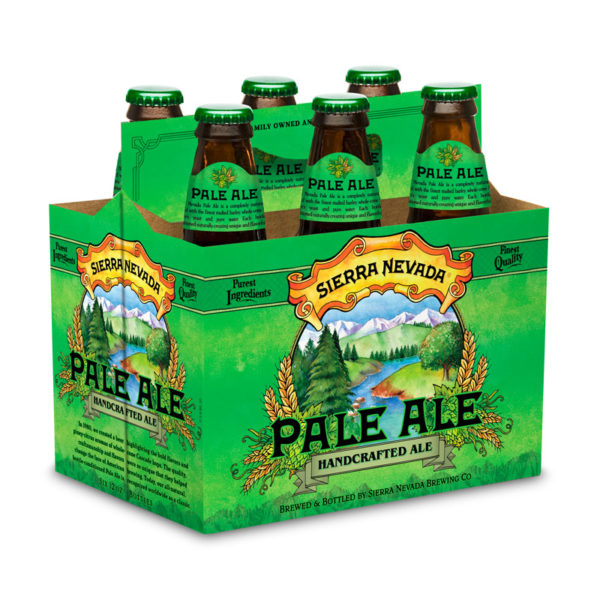 Sierra Nevada - Pale Ale 12oz Bottle 24pk Case