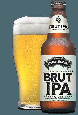 Sierra Nevada - Brut IPA 12oz Bottle 24pk Case