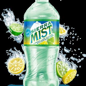 Sierra Mist - 20oz Bottle Case