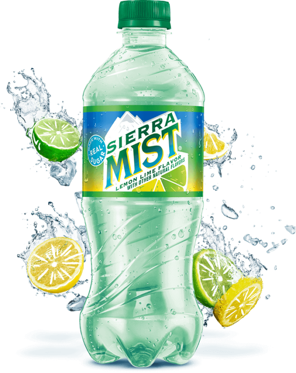 Sierra Mist - 20oz Bottle Case