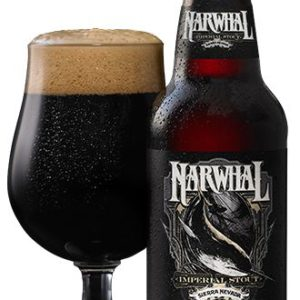 Sierra Nevada - Narwhal Imperial Stout 12oz Bottle 24pk Case