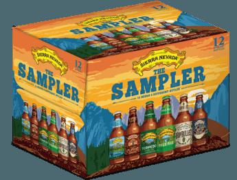 Sierra Nevada - The Sampler 12oz Bottle Variety Case