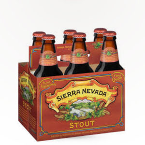 Sierra Nevada - Stout 12oz Bottle 24pk Case