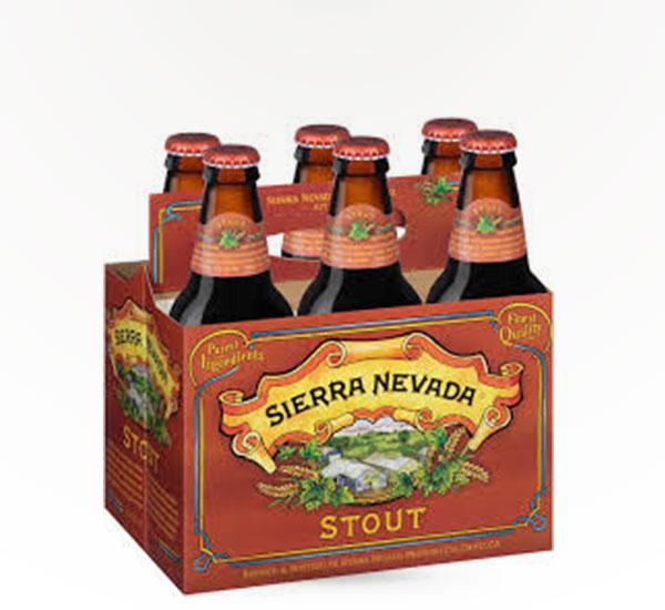 Sierra Nevada - Stout 12oz Bottle 24pk Case