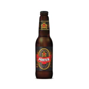 Sinebrychoff - Porter 330ml (11.2oz) Bottle 24pk Case